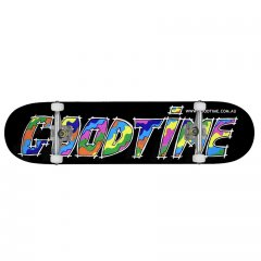 "Goodtime Petty Cash 7.5"" Complete Skateboard Our Petty Cash 75 Complete is perfect for smaller riders as its thin width results in a lighter and easier to handle skateboard these aspects are also ideal for flip tricks  We. Please Click the image for more information."
