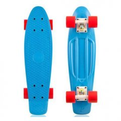 "Penny 22"" Mini Cruiser Skateboard The Penny changed the commuter and cruiser industry forever  A small and lightweight board is great for rolling to uni or the shops etc as its just as easy to ride as it is to carryFe. Please Click the image for more information."