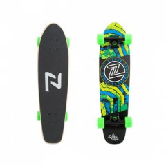 "Z-FLEX Delirium 29"" Green Cruiser Skateboard This cruiser skateboard is a piece of maple perfection best suited for for crew chasing a decently sized board  suits those with bigger feet  . Please Click the image for more information."
