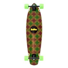 "Drifter Barefoot EVA 37"" Complete Longboard The Drifter is a standard longboard but with a deck grip on it picture the tail of a surfboard  It gives you grip with shoes but with barefoot its awesome even when its wet  Its. Please Click the image for more information."