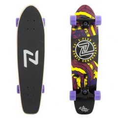 "Z-FLEX Delirium 29"" Purple Cruiser Skateboard This cruiser skateboard is a piece of maple perfection best suited for for crew chasing a decently sized board  suits those with bigger feet  bigger means more stable tooComplete with 5 ZFlex TKPs 63mm 87a ZSmooths   ABEC 7 BearingsT. Please Click the image for more information."