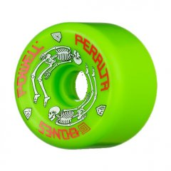 Powell Peralta G-Bones 64mm 97a Skate Wheel The Powell GBones are the perfect hybrid skate wheel  built big for tearing down hills and streets  . Please Click the image for more information.