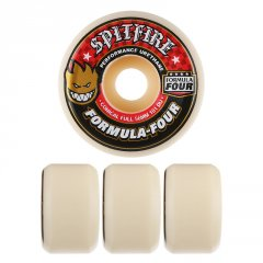 Spitfire Formula 4 101D Classic Skate Wheel Spitfire step forward once again with the Formula 4 range not only in urethane but in shape and options . Please Click the image for more information.