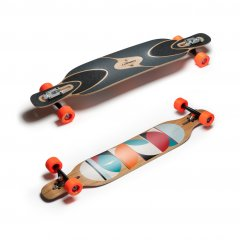 Loaded Dervish Sama Complete Longboard The classic dropthrough visionary combined a flexy bambo ride with a low riding platform providing a tonne of carve power and deep pumps  . Please Click the image for more information.