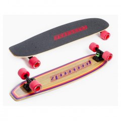 "Landyachtz Dodger 32"" Cruiser Skateboard The Landyachtz Dodger is epic  Its got that 70s colourway and thin fibgreglass and bamboo construction for a seriously snappy commuter  . Please Click the image for more information."