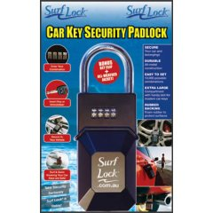 Surf Lock Key Safe Surf Lock is a durable secure place to store car keys or immobilisers when you dont want to carry them with youSu. Please Click the image for more information.