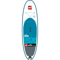 Red Paddle 10'8 Ride MSL Inflatable SUP Package The Ride family is Red Paddles most versatile but we recognise that bigger riders often look for a board offering more stability which is where the 108 Ride comes inIt has al. Please Click the image for more information.