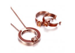 Jewellery Necklace & Earring Set