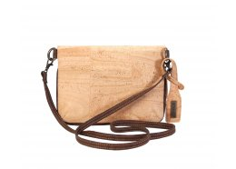 CORK BEIGE AND DARK BLUE BENDED POCHETTE WITH STRAP CORK DARK BLUE BENDED POCHETTE WITH STRAPDIM 24 x 20 x 5 cm  Please Click the image for more information.