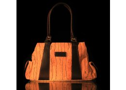 LADIES CORK LEATHER HANDBAG Ladies Cork Leather HandbagDIM 205 x 41 x 14 cmMid model and most wanted With genuine leather handlesAnimal . Please Click the image for more information.