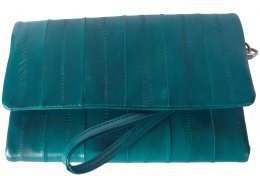 Eel Skin Wallet  Eel skin wallet with a great design Very popular and available in many colours Lovely soft eel skin with many zip pockets and card holders Y. Please Click the image for more information.
