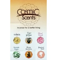 Parimal Cosmic Scents Parimal Cosmic Scents range of traditional natural incense is made for soothing stress and uplifting the mood. Please Click the image for more information.