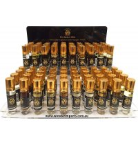 Dream Spirit Perfume Display (B/80) Dream Spirit Concentrated Perfume Oils are alcohol free and thus last longer simply apply a bit of the perfume with the rollon option or can also be used on oil burners by diluting with waterTh. Please Click the image for more information.