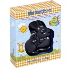 S30445 Easter Baking Tin, asstd.  Brand SpiegelburgWith these little cake tins Easter baking will be so much fun In two designs Bunny and Easter EggComplete with r. Please Click the image for more information.