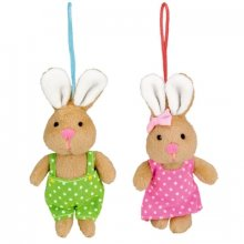 S25610 Rabbit Pendant, Plush Brand SpiegelburgCute rabbit plush pendants Use for bags and backpacks or as hanging Easter decorations ca 10 cm10 as. Please Click the image for more information.