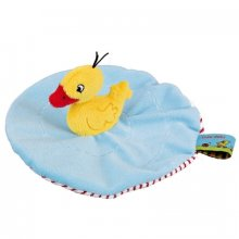 S11168 Cuddle Comforter Duck Nelli  Brand SpiegelburgThe different soft materials and a little bell of this cute comforter will stimulate Babys sense of touch and listening Made from sof. Please Click the image for more information.