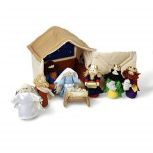 O448 Nativity Set Brand oskarellenAdd a touch of magic this Christmas Children will love to play with this fantastic Nativity Scene Beauti. Please Click the image for more information.