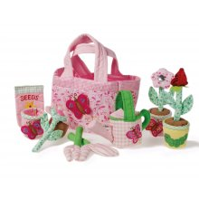 O223 Gardening Set Brand oskarellenA pretty gardening set for little green fingers The set includes three beautiful pots with removable soil and flowers for proper planting One bud can . Please Click the image for more information.