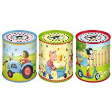 *NEW* S12978 Animal Noise Maker Brand SpiegelburgKids will love these metal sound boxes in three cute designs Just turn them over and youll think youre on the farm ca 6 cm  ca 5 cm. Please Click the image for more information.