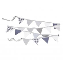 O2112 Bunting, Grey Brand oskarellenThis gorgeous bunting measures 3 metres long and has a total of 21 flags in a decorative mix of floral stripe gingham and polka dot fabric Each fl. Please Click the image for more information.