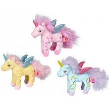 S13444 *NEW* Unicorn with sound, assorted Brand SpiegelburgThese adorable unicorns whinny 3 times when you squeeze their tummy  irresistable Beautifully embroidered and detailed with shimmering wings and hornsSize ca . Please Click the image for more information.