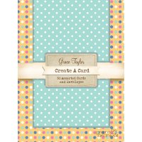 Grace Taylor - Mixed Pattern Assorted Card Pack The Grace Taylor  Mixed Pattern Assorted Card Pack contains 50 cards and envelopes in an assortment of 5 different bright designs from dots to hearts and more  If . Please Click the image for more information.