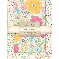 Grace Taylor - Sweet Indigo Assorted Card Pack The Grace Taylor  Sweet Indigo Assorted Card Pack contains 50 cards and envelopes in an assortment of 10 different designs from pretty florals and chevron to dots and more  Th. Please Click the image for more information.