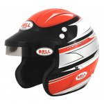 BELL MAG 1 Vector Red The Bell tradition of building high quality open face helmets lives on in the new version of Bells timeless classic open face designT. Please Click the image for more information.