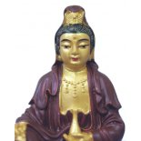 Quan Yin statue Quan Yin statue Goddess of mercy and compassion Eternal protector of all childrenMade from crushed marble and resin compound Come. Please Click the image for more information.