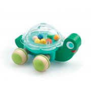 Lola Turtle Push Along A colourful pushalong toy Lola has colourful balls that pop and jump as you push her along Please Click the image for more information.