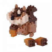 Squirrel Nanoblock is a miniature building block system from Japan The smallest blocks measure just 4mm x 4mm  The smaller the blocks the better the detail  Each. Please Click the image for more information.