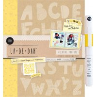 La De Dah Baby Journal The La De Dah Baby journal features 42 printed journaling pages designed to chronicle all of your babys firsts It. Please Click the image for more information.