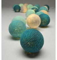 Sea Foam Ball Fairy Lights The String lights are warm LED  providing a beautiful warmtone light and consuming very little power making them a great sustainable decoration and giftPerf. Please Click the image for more information.