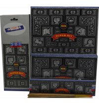 Satya Super Hit Incense Satya Super Hit Incense sticks are a sweeter blend of worlds top selling incense the Satya Nag Champa manufactured by Shrinivas Sugandhalaya. Please Click the image for more information.