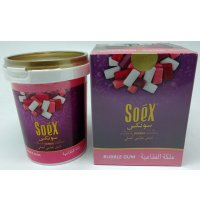 Soex Herbal Flavours 250gms Soex Herbal Shisha Flavours are now available in bulk 250gms packaging Each Soex Hookah flavor is individually packaged in a boxed tub containing 250gms of molassesW. Please Click the image for more information.