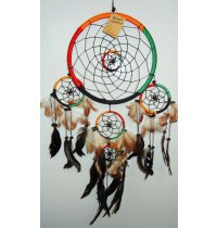DREAM CATCHER Dream Catchers are a native American tradition to make the dreams bad dreams evaporate and good dreams to be passed down to the dreamer. Please Click the image for more information.