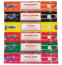 Satya Earth Series 15gms (B/12) From the manufacturers of best seller Satya Nag Champa this range of Satya Earth series fragrances are made with same high quality traditional process with new fragrance twists for fans of Nag Champa . Please Click the image for more information.
