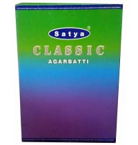 Satya Classic Incense 20gms (B/12) Satya Classic Incense is a soft soothing fragrance from the manufacturers of world famous Satya Nag Champa incense. Please Click the image for more information.