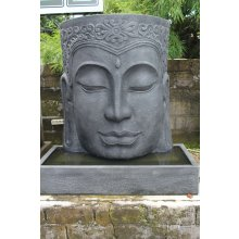 TM 4388 Buddha Face Wall Water Feature (S) Buddha Face Wall water Feature Please Click the image for more information.