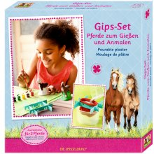*NEW* S12944 Plaster Art Craft Set Horse Friends Brand SpiegelburgThe perfect gift for creative horse lovers The set contains all materials needed for pouring and painting two horse plaster modelsConten. Please Click the image for more information.