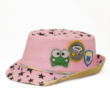 HB SK-006Pnk54 OMG Kids Fedora Pink 54 cm Please Click the image for more information.