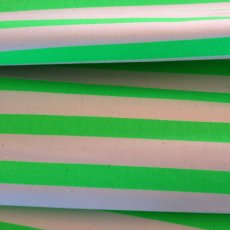 Fluoro Stripe Green Medium home decorating weight fluoro striped fabric perfect for cushions napery table runners quilts lampshades etc. Please Click the image for more information.