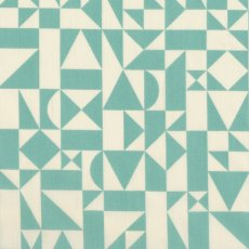 Ipanema Rio Geo Pool Ipanema Rio Geo designed by Dan Bennett for Birch Fabrics is a geometric design printed on a light weight 100 organic cotton. Please Click the image for more information.