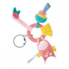 moulin roty Madame Ribambelle activity ring rattle Any imagining of the enchanted forest theme activity ring rattle  Please Click the image for more information.