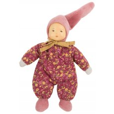 moulin roty petite chose pink rattle These floral designs will appeal to little girls and will make a perfect gift when shaking our doll makes a noise rattle . Please Click the image for more information.