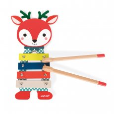 janod fawn metal xylophone You cant beat a xylophone for a first musical toy and the Fawn Metal Xylophone is a standout choice . Please Click the image for more information.