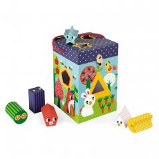 janod garden textures shape sorter Touch is a sense that can be underestimated but little kids love anything with a different texture The Janod Garden Textures Shape Sorter will delight and surprise with its six wooden blocks that need to be slotted into the correct hole to enter the animals homes E. Please Click the image for more information.