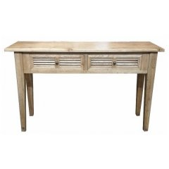 """""""Palm Beach"""" Timber 2 Drawer Hall Table 140cm Oak The Palm Beach Timber 2Drawer Hall Table is the perfect combination of quality beautiful design and great value for money The. Please Click the image for more information."""