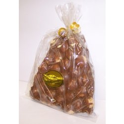 Macadamia milk chocolate slab - $9.50/100g Note Chocolate shop exclusive items are available for purchase instore only due to breakage risk andor other packaging issuesWhole roasted macadamias smothered in milk chocolate  Priced by. Please Click the image for more information.